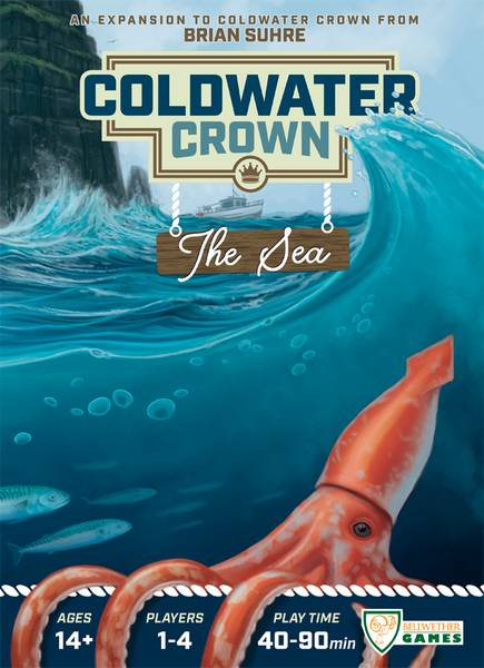 Crown Coldwater Crown The Sea Expansion Utvidelse til Coldwater Crown