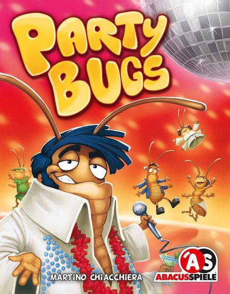 Party Bugs Kortspill