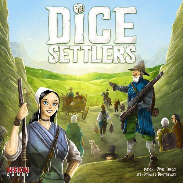 Dice Settlers Terningspill
