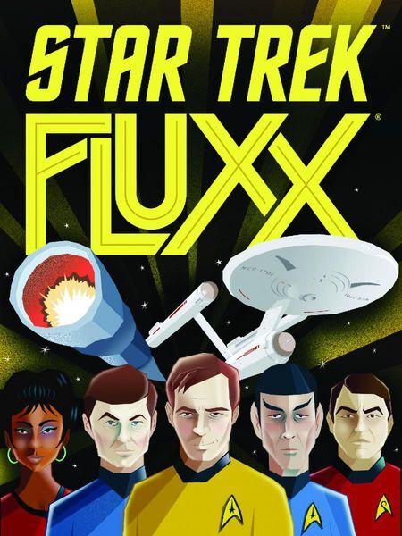 Fluxx Star Trek Kortspill