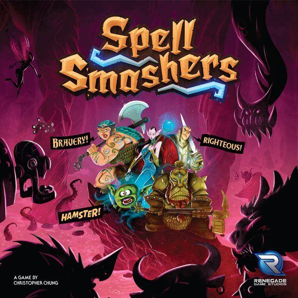 Spell Smashers Brettspill