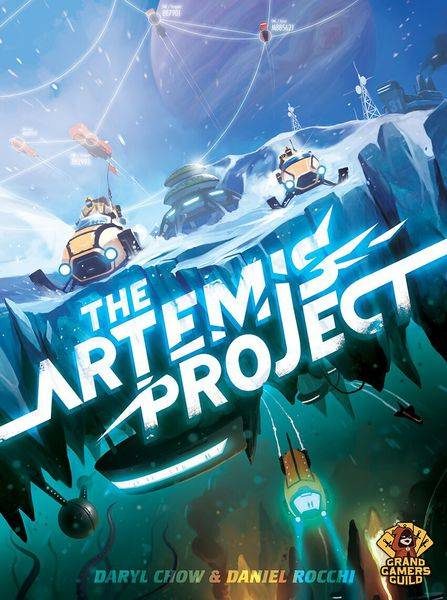 Pro-Ject The Artemis Project Brettspill