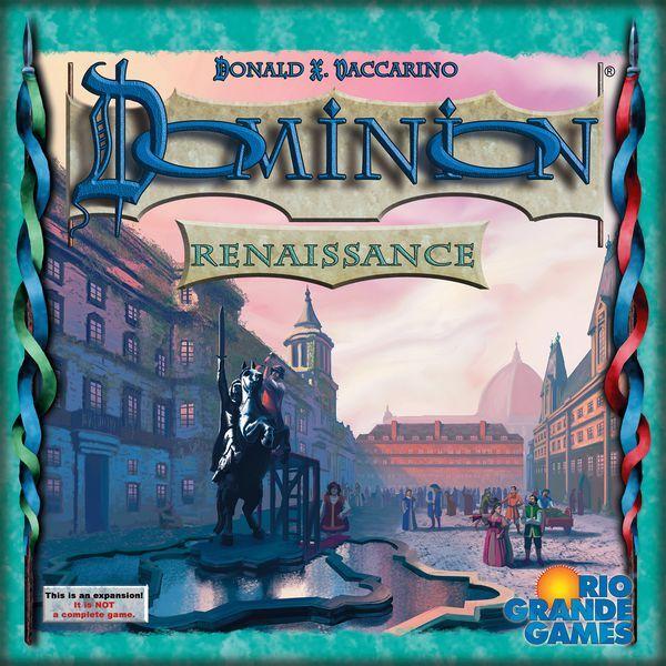 Dominion Renaissance Expansion Utvidelse til Dominion