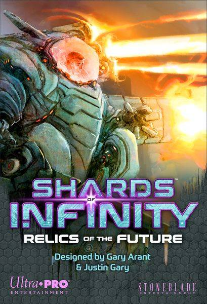 Infinity Shards Of Infinity Relics of the Future Utvidelse til Shards of Infinity