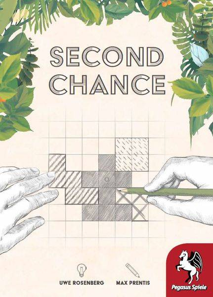 Second Chance Kortspill Norsk utgave