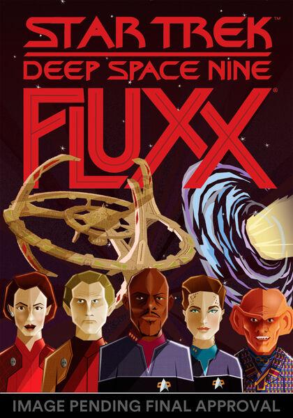 Fluxx Star Trek Deep Space 9 Kortspil Deep Space Nine