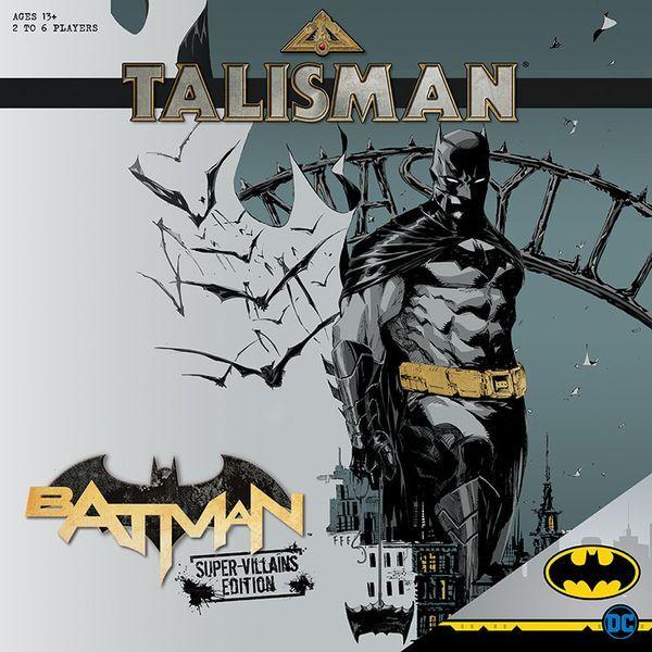Talisman Batman Brettspill Batman - Super Villains Edition
