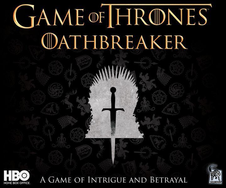 Game of Thrones Oathbreaker Brettspill