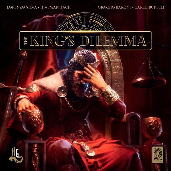 The Kings Dilemma Brettspill