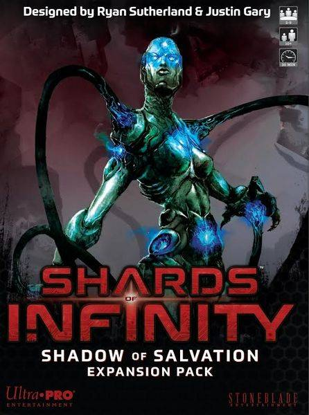 Infinity Shards of Infinity Shadow of Salvation Utvidelse til Shards of Infinity
