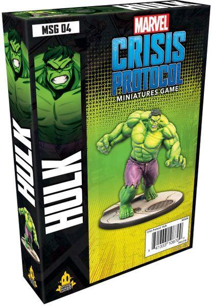 Marvel Crisis Protocol Hulk Expansion Utvidelse til Marvel Crisis Protocol