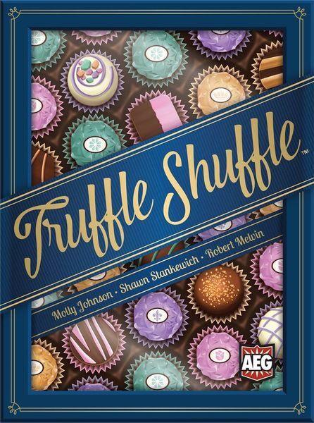 Truffle Shuffle Brettspill
