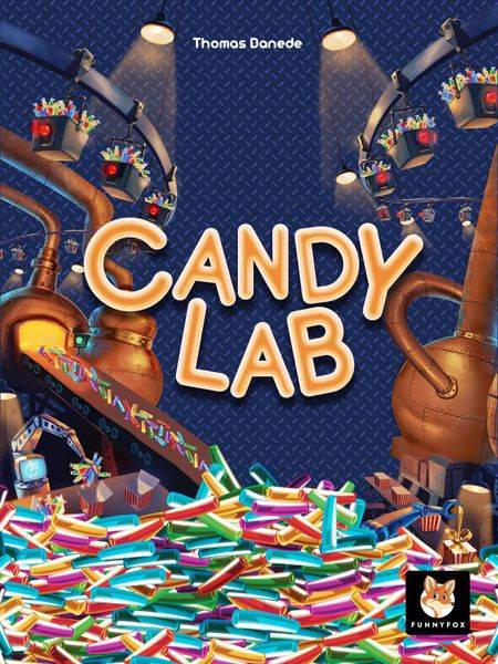 Candy Lab Brettspill