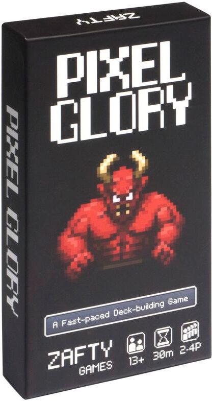 Pixel Glory Kortspill