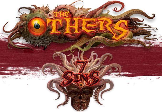 The Others Corruption Pack Expansion Utvidelse til The Others Brettspill