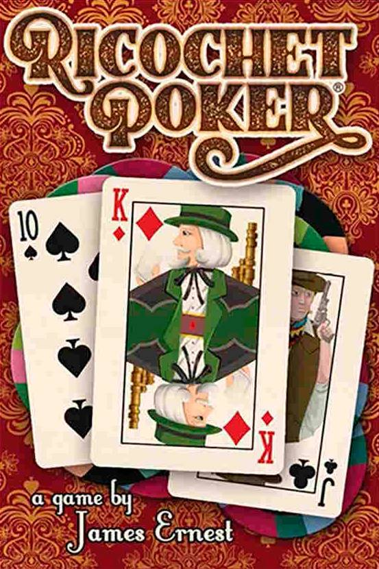 Ricochet Poker Kortspill