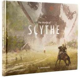 ART Scythe Art Book The World of Scythe