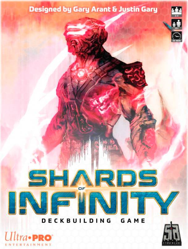 Infinity Shards Of Infinity Deck Building Game