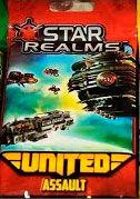 United Star Realms United Assault Expansion Utvidelse - 12 kort