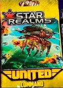 United Star Realms United Command Expansion Utvidelse - 12 kort