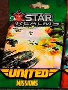 United Star Realms United Missions Expansion Utvidelse - 12 kort
