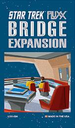 Fluxx Star Trek Bridge Expansion Utvidelse til Fluxx Star Trek