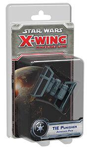 Star Wars X-Wing Tie Punisher Exp Expansion/Tilleggspakke