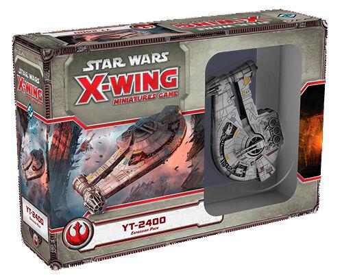 Star Wars X-Wing YT-2400 Freigh Expansion/Tilleggspakke