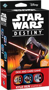 Star Wars Destiny Dice & Card Kylo Ren Starter Pack