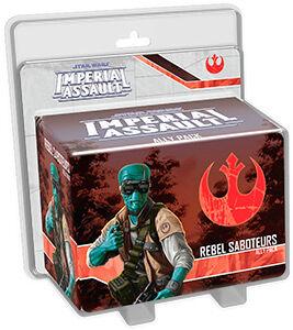 Star Wars IA Rebel Saboteurs Ally Pack Imperial Assault