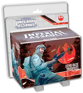 Star Wars IA Echo Base Trooper Ally Pack Imperial Assault