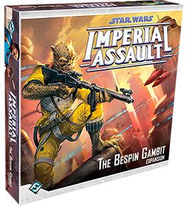 Star Wars IA The Bespin Gambit Expansion Utvidelse til Star Wars Imperial Assault