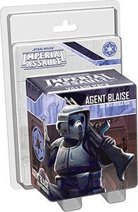 Star Wars IA Agent Blaise Villain Pack Imperial Assault