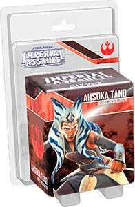 Star Wars IA Ahsoka Tano Expansion Utvidelse til Star Wars Imperial Assault