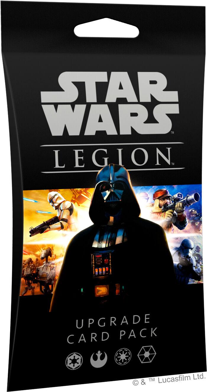 Star Wars Legion Upgrade Card Pack Utvidelse til Star Wars Legion