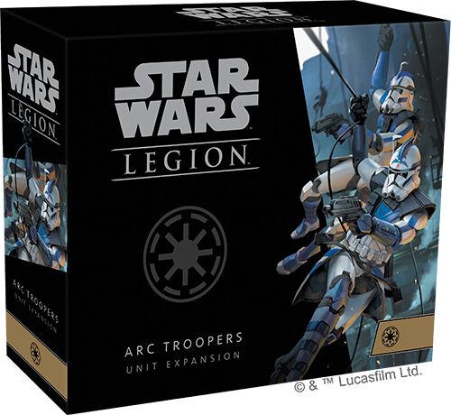 Star Wars Legion ARC Troopers Expansion Utvidelse til Star Wars Legion