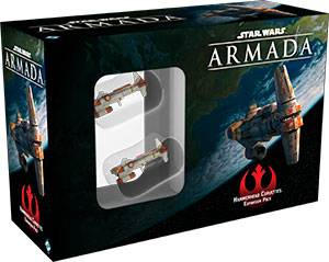 Star Wars Armada Hammerhead Corvettes Utvidelse til Star Wars Armada