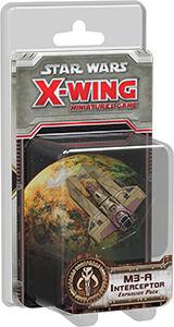 Star Wars X-Wing M3-A Interceptor Expansion/Tilleggspakke