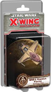 Star Wars X-Wing M12-L Kimogila Fighter Utvidelse til Star Wars X-Wing