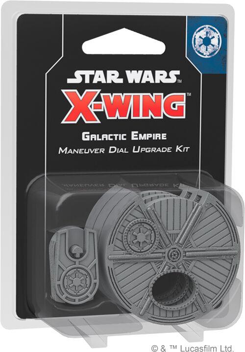 Star Wars X-Wing Empire Dial Upgrade Galactic Empire Maneuver Dial Upgrade Ki