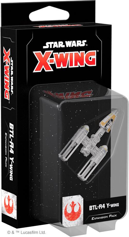 Star Wars X-Wing BTL-A4 Y-Wing Exp Utvidelse til Star Wars X-Wing 2nd Ed