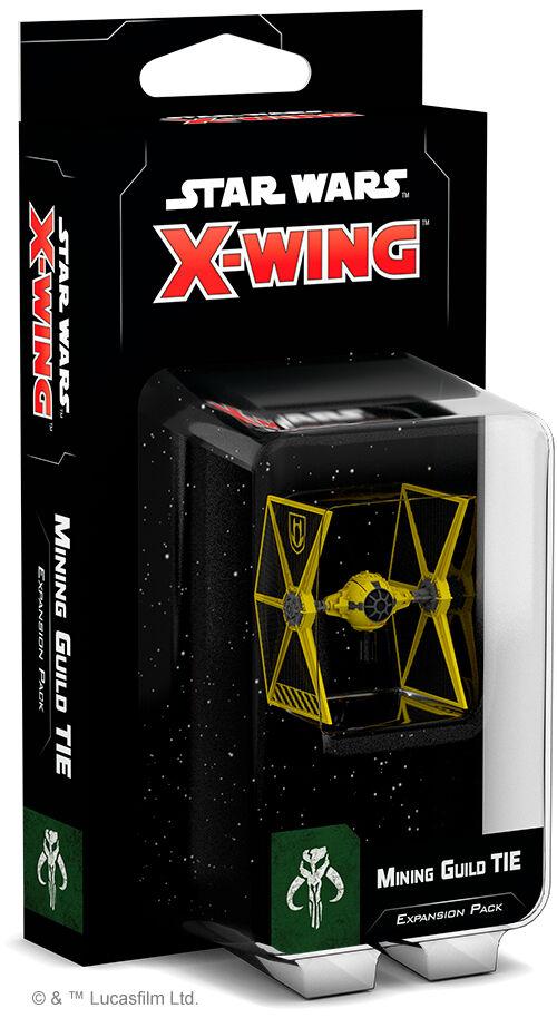 Star Wars X-Wing Mining Guild TIE Exp Utvidelse til Star Wars X-Wing 2nd Ed
