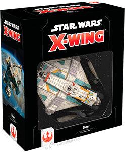 Star Wars X-Wing Ghost Expansion Utvidelse til Star Wars X-Wing 2nd Ed