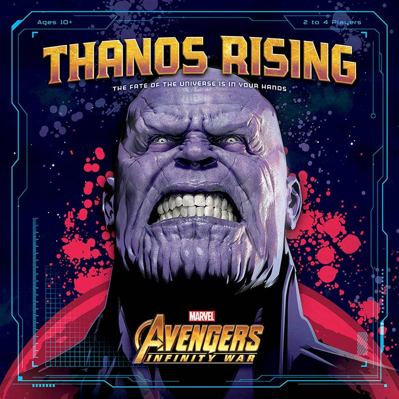 Infinity Thanos Rising Brettspill Avengers Infinity War