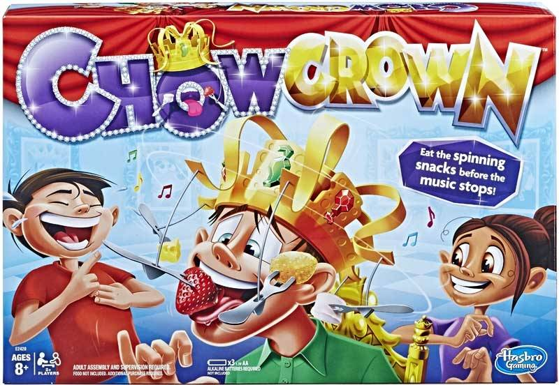 Crown Chow Crown Brettspill Norsk utgave