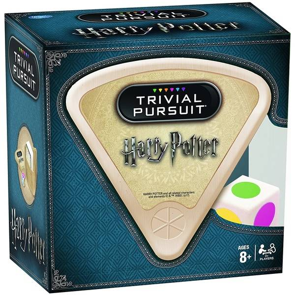Trivial Pursuit Harry Potter Brettspill World of Harry Potter