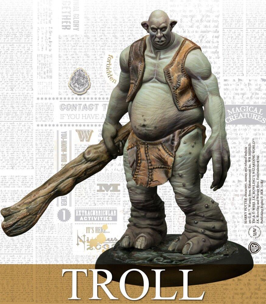 Harry Potter MG Troll  Exp Utvidelse Harry Potter Miniature Game
