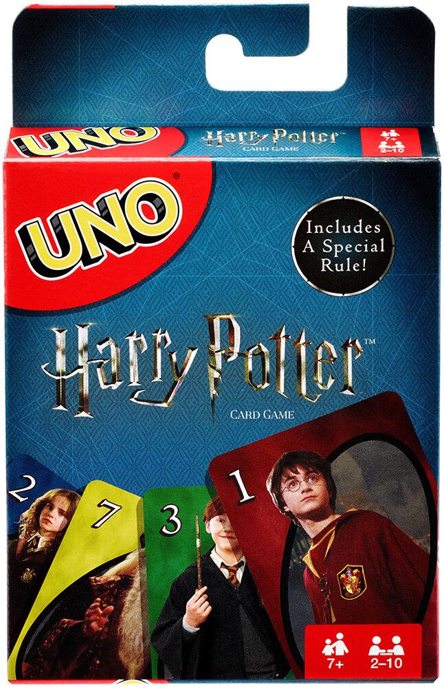 Uno Harry Potter Brettspill