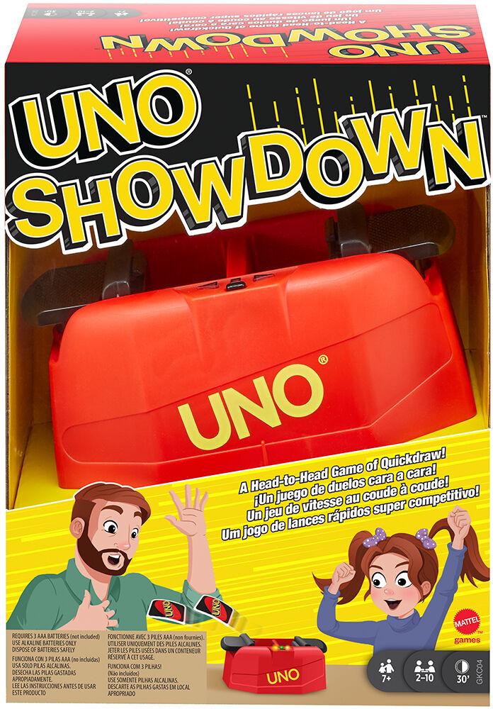 Uno Showdown Brettspill