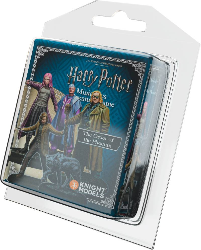 Phoenix Harry Potter MG Order Of The Phoenix Exp Utvidelse Harry Potter Miniature Game
